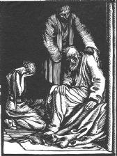 King Lear Kent & Cordelia